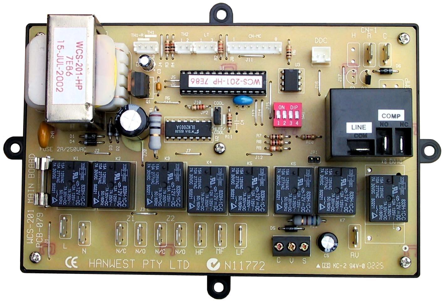 Controls Amp Accessories Hanwest Aqua Systems Pty Ltd
